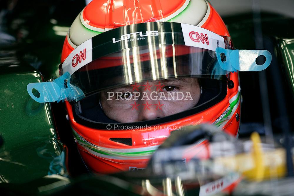 Motorsports / Formula 1: World Championship 2010, GP of Italy, Monza, Drucluftschrauber, 18 Jarno Trulli (ITA, Lotus F1 Racing),