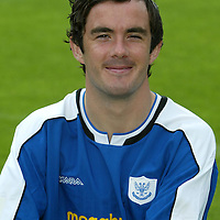 St Johnstone photocall 2004-2005 season.<br />