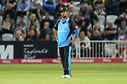 Brett D'Oliveira of Worcestershire Rapids fielding during the Vitality T20 Blast North Group match between Nottinghamshire County Cricket Club and Worcestershire County Cricket Club at Trent Bridge, West Bridgford, United Kingdon on 18 July 2019.