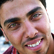 24 June 2004..Baghdad, Iraq...Opinions on handover...As the June 30th deadline for handover of power from the US led coalition to an Iraqi government looms people on the streets of Baghdad express mixed feelings on the past year and what the future holds for their country.....Mohammad Asadi, 26, works at Mustansiriya University.....