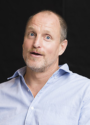 June 18, 2017 - London, United Kingdom - WOODY HARRELSON promotes 'War for the Planet of the Apes'. Woodrow Tracy 'Woody' Harrelson (born July 23, 1961) is an American actor, activist and playwright. He is a two-time Academy Award nominee and has won one Emmy Award out of seven nominations. His breakout role came in 1985, joining the television sitcom Cheers as bartender Woody Boyd, for which he earned five Emmy Award nominations (one win). Some notable film characters include basketball hustler Billy Hoyle in White Men Can't Jump, one-handed bowler Roy Munson in Kingpin, Haymitch Abernathy in The Hunger Games film series, Pepper Lewis in The Cowboy Way, Tallahassee in Zombieland, serial killer Mickey Knox in Natural Born Killers, country singer Dusty in A Prairie Home Companion, and magician/mentalist Merritt McKinney in Now You See Me. He will be portraying the Colonel in War for the Planet of the Apes. (Credit Image: © Armando Gallo via ZUMA Studio)
