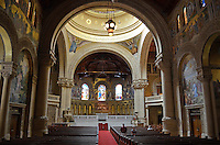 Interior of the Memorial Church at Stanford University, Stanford, California, USA. The building was funded by Jane Lathrop Stanford in memory of her husband, Leland Stanford. 201305022329<br /> <br /> Copyright Image from Victor Patterson, 54 Dorchester Park, Belfast, UK, BT9 6RJ<br /> <br /> Tel: +44 28 9066 1296<br /> Mob: +44 7802 353836<br /> Voicemail +44 20 8816 7153<br /> Skype: victorpattersonbelfast<br /> Email: victorpatterson@me.com<br /> Email: victorpatterson@ireland.com (back-up)<br /> <br /> IMPORTANT: If you wish to use this image or any other of my images please go to www.victorpatterson.com and click on the Terms & Conditions. Then contact me by email or phone with the reference number(s) of the image(s) concerned.