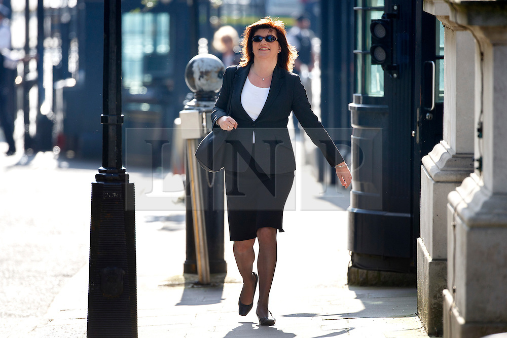 © Licensed to London News Pictures. 17/05/2016. London, UK. Secretary of State for Education NICKY MORGAN attending a cabinet meeting in Downing Street on Tuesday, 17 May 2016. Photo credit: Tolga Akmen/LNP
