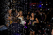 VANESSA MIEDLER IN WHITE DRESS, Vanessa Miedler birthday party. Dolce. Air St. London. 310108. *** Local Caption *** -DO NOT ARCHIVE-© Copyright Photograph by Dafydd Jones. 248 Clapham Rd. London SW9 0PZ. Tel 0207 820 0771. www.dafjones.com.