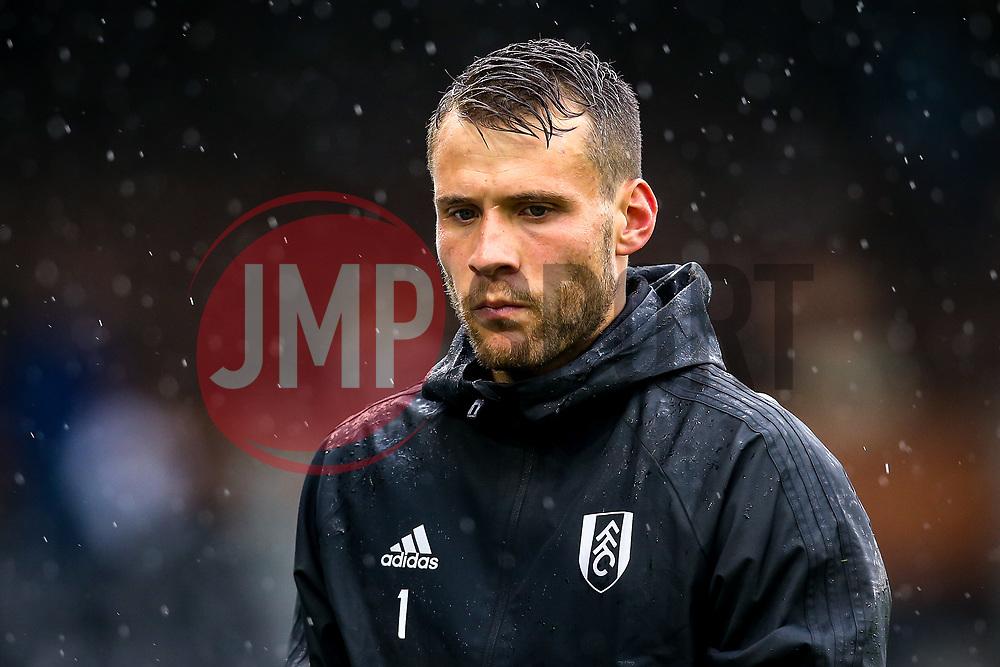 Marcus Bettinelli of Fulham - Mandatory by-line: Robbie Stephenson/JMP - 26/08/2018 - FOOTBALL - Craven Cottage - Fulham, England - Fulham v Burnley - Premier League