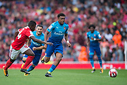 Emirates Cup 2017 Day One