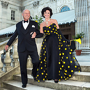 Le Bal Francais (2014 benefit for Newport Mansions)