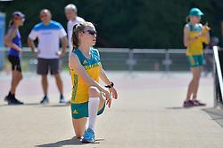 02/08/2017; Training at 2017 World Para Athletics Junior Championships, Nottwil, Switzerland