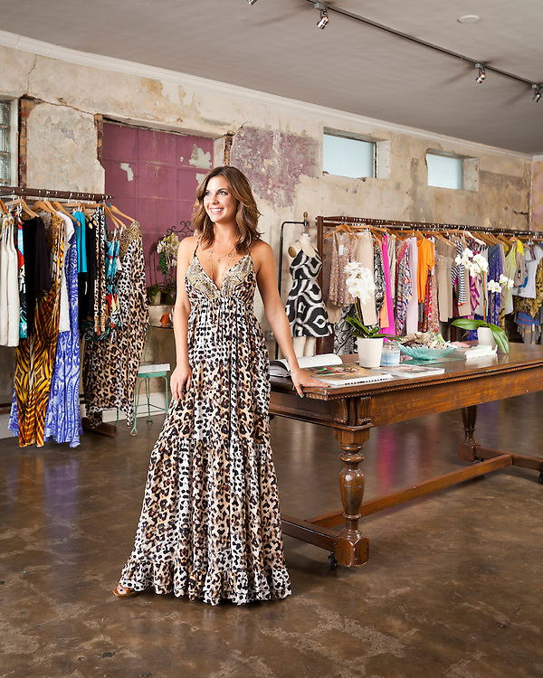 Owner of Ash Tres Chic Styling, Ashley Allen is a professional stylist that collaborates with clients in developing refined personal style through fashion consultation and personalized purchasing.