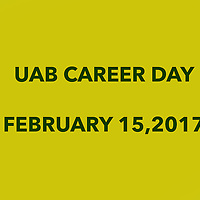 Spring 2017 UAB Career Day