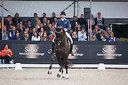 Tommie Visser - Vario Hippiques Vingino<br /> Nederlands Kampioenschap Zware Tour 2015<br /> © DigiShots