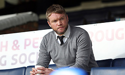 Peterborough United Manager Grant McCann - Mandatory by-line: Joe Dent/JMP - 14/10/2017 - FOOTBALL - ABAX Stadium - Peterborough, England - Peterborough United v Gillingham - Sky Bet League One