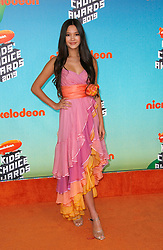 March 23, 2019 - Los Angeles, CA, USA - LOS ANGELES, CA - MARCH 23: Lily Chee attends Nickelodeon's 2019 Kids' Choice Awards at Galen Center on March 23, 2019 in Los Angeles, California. Photo: CraSH for imageSPACE (Credit Image: © Imagespace via ZUMA Wire)