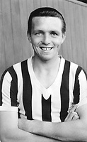 Fotball<br /> England<br /> Foto: Colorsport/Digitalsport<br /> NORWAY ONLY<br /> <br /> Jeff Astle - Notts County. 1961-64. (England career, May.1969-Jun.70, 5 caps)