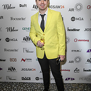John Galea attend The Music Producers Guild Awards at Grosvenor House, Park Lane, on 27th February 2020, London, UK.