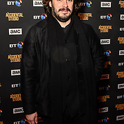 Edgar Wright Arrivers at Premiere of documentary about the British film production company, Handmade Films, created by George Harrison of the Beatles on 27 March 2019, London, UK.