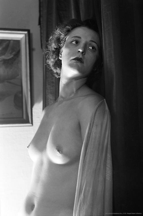 Rhoda Beasley, 1934