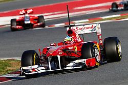 Motorsports / Formula 1: World Championship 2011, Testing in Barcelona, test, 07 Michael Schumacher (GER, Mercedes GP Petronas F1 ),