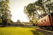 Trains in Aiken