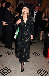 JAN DE VILLENEUVE at the Biba Ball in aid of Clic Sargeant held at the Victoria & Albert Museum, London on 11th May 2006.<br /><br />NON EXCLUSIVE - WORLD RIGHTS