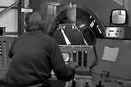 Winderman at Markham Main Colliery Armthorpe, National coal Board Doncaster Area. 21/06/1983.