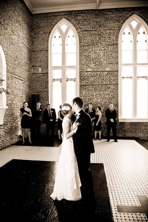 Wilmington NC Wedding First Dance