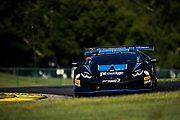 August 25-27, 2017: Lamborghini Super Trofeo at Virginia International Raceway. Trent Hindman, Riccardo Agostini (Pro), Prestige Performance, Lamborghini Paramus, Lamborghini Huracan LP620-2