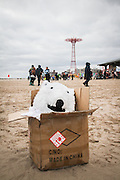 Coney Island - Polar Bear Swim (Jan 1st 2016)