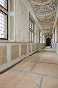 restaurering af audiensgang på Frederiksborg Slot