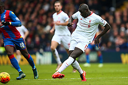 Mamadou Sakho of Liverpool in action - Mandatory byline: Jason Brown/JMP - 07966386802 - 06/03/2016 - FOOTBALL - London - Selhurst Park - Crystal Palace v Liverpool - Barclays Premier League