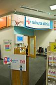 MinuteClinic Signage