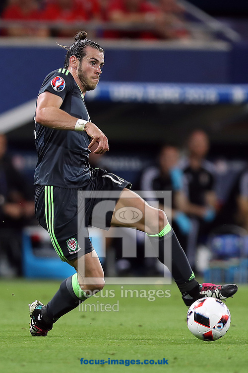 Gareth Bale of Wales during the UEFA Euro 2016 semi-final match at Stade de Lyons, Lyons<br /> Picture by Paul Chesterton/Focus Images Ltd +44 7904 640267<br /> 06/07/2016