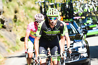 Davide Villella - Cannondale Garmin - 28.05.2015 - Tour d'Italie - Etape 18 : Melide / Verbania <br />Photo : Pool / Sirotti / Icon Sport