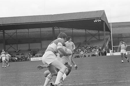 20.08.1972 Senior Semi Final at Croke Park.Donegal v Offaly.