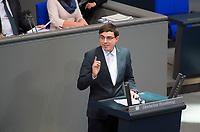 DEU, Deutschland, Germany, Berlin, 01.02.2018: Dr. Anton Friesen (MdB, Alternative für Deutschland, AfD) bei einer Rede im Deutschen Bundestag.