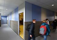 06/10/15 - AMBERT - PUY DE DOME - FRANCE - Sortie du cours de musique au college Jules Romain - Photo Jerome CHABANNE