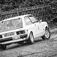 Car 136 Brad Piercey/Martin Phaff