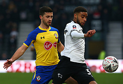 January 5, 2019 - Derby, England, United Kingdom - Derby, England - 05 January, 2019.Derby County's Jayden Bogle.during FA Cup 3rd Round between Derby County  and Southampton at Pride Park stadium , Derby, England on 05 Jan 2019. (Credit Image: © Action Foto Sport/NurPhoto via ZUMA Press)