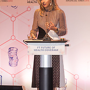 NLD/Amsterdam/20190509 -  Maxima bij 'Future of Health Coverage', Koningin Maxima