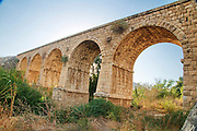 A train bridge over the Jordan river. Built in 1904 by the Turks during the Ottoman rule for the now obsolete valley railroad from Haifa to Damascus.