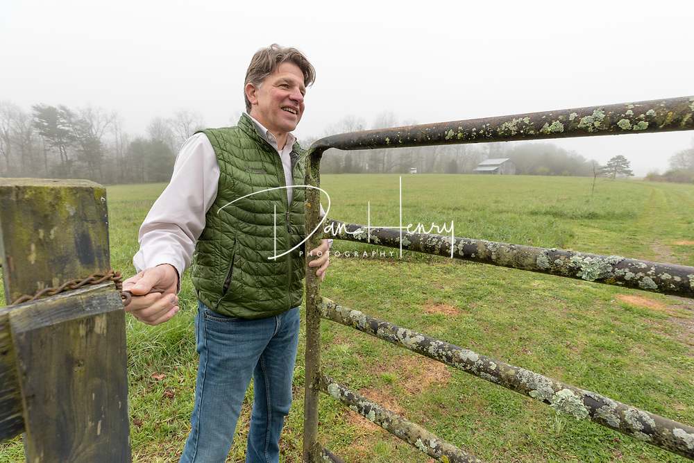 Todd Henon for Todd Henon Properties land specialist campaign - Photo by Dan Henry / DanHenryPhotography.com