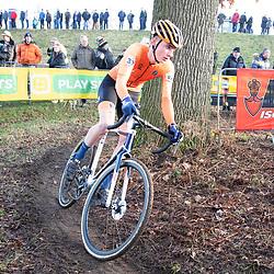 26-01-2020: Wielrennen: Wereldbeker Veldrijden: Hoogerheide <br />Danny van Lierop
