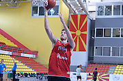 DESCRIZIONE : Skopje torneo internazionale - Allenamento<br /> GIOCATORE : Daniele Magro<br /> CATEGORIA : nazionale maschile senior A <br /> GARA : Skopje torneo internazionale - Allenamento <br /> DATA : 24/07/2014 <br /> AUTORE : Agenzia Ciamillo-Castoria