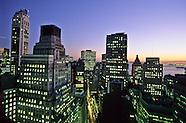 Downtown skyline NY359A