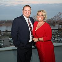 Russ and Tara Davison