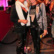 NLD/Amsterdam/20110128 - AIFW winter 2011, show Monique Collignon, Christine Kroonenberg en Rosamarie Giesen van der Sluis