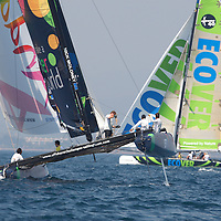 iSHARES CUP 2009-HYERES-COPYRIGHT : THIERRY SERAY-BT- SKIPPER : NICK MOLONEY