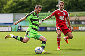 Forest Green Rovers v Birmingham City 160716