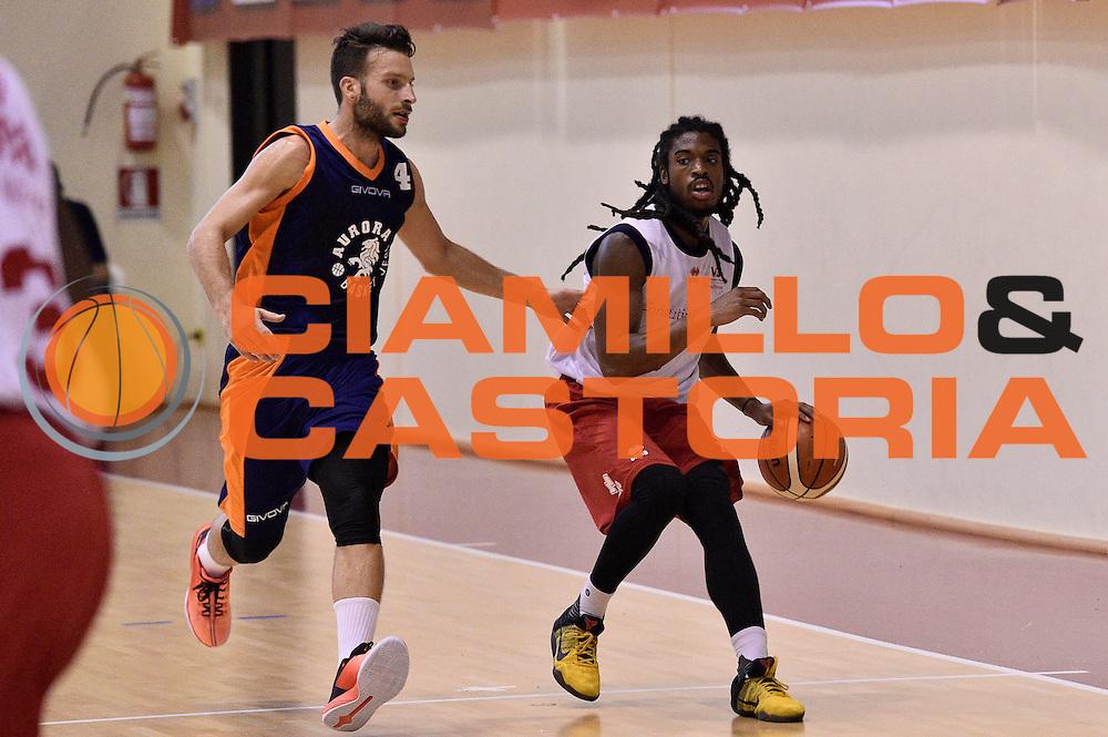 Marcus Thornton<br /> Consultinvest Victoria Libertas Pesaro - Aurora Basket Jesi<br /> Legabasket Serie A 2016/2017<br /> Borgo Pace, 30/08/2016<br /> Foto Ciamillo-Castoria