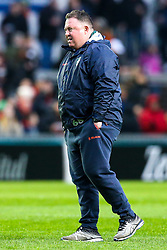 Leicester Tigers' head coach Matt O'Connor - Mandatory by-line: Robbie Stephenson/JMP - 27/04/2018 - RUGBY - Welford Road Stadium - Leicester, England - Leicester Tigers v Newcastle Falcons - Aviva Premiership